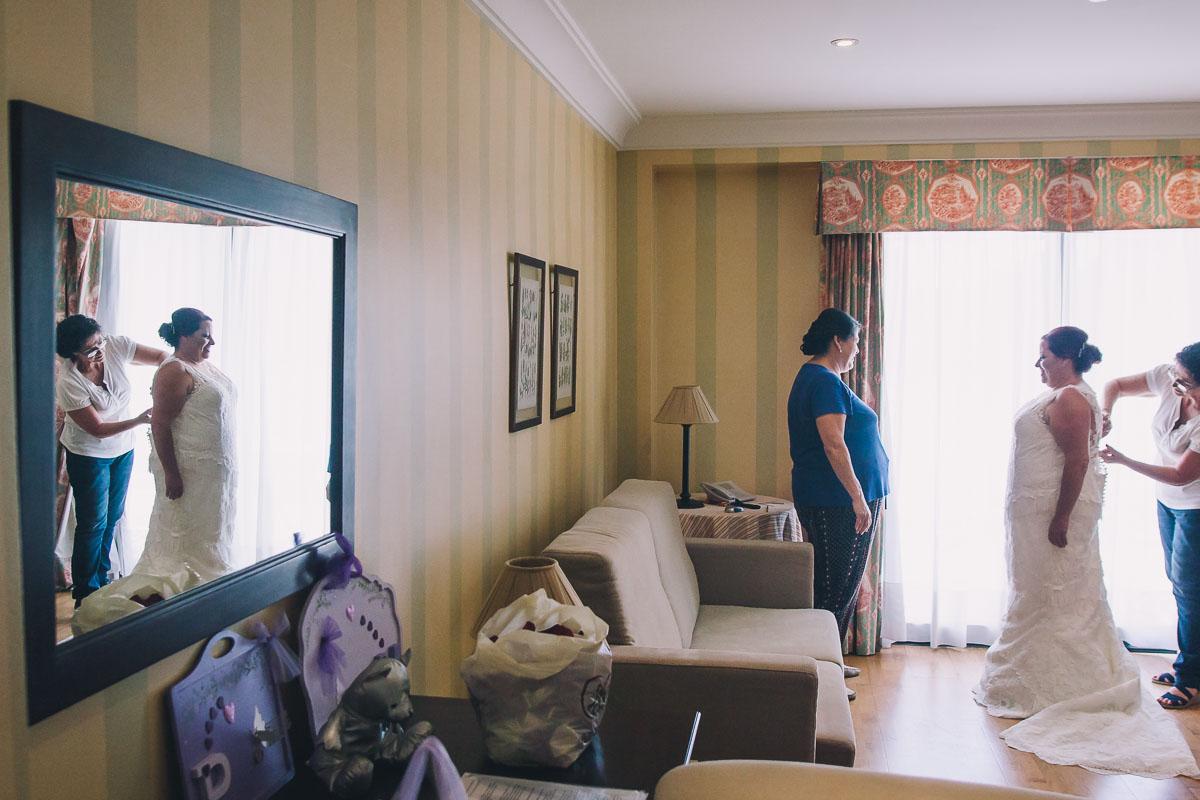 boda hotel jerez