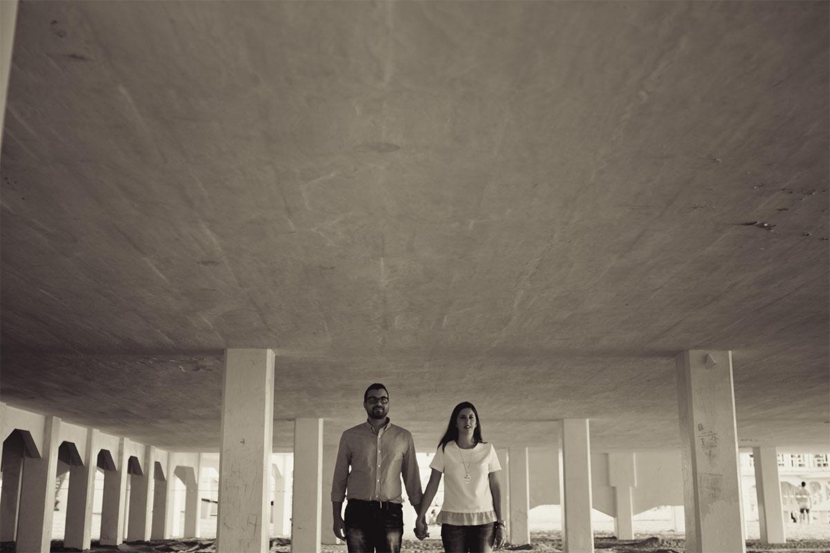 Preboda fotográfica en Cádiz