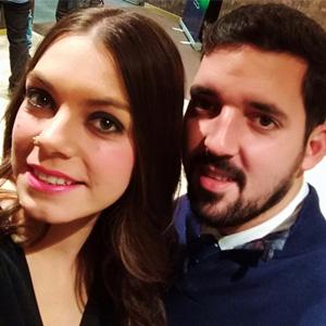 Yadira y Juanan